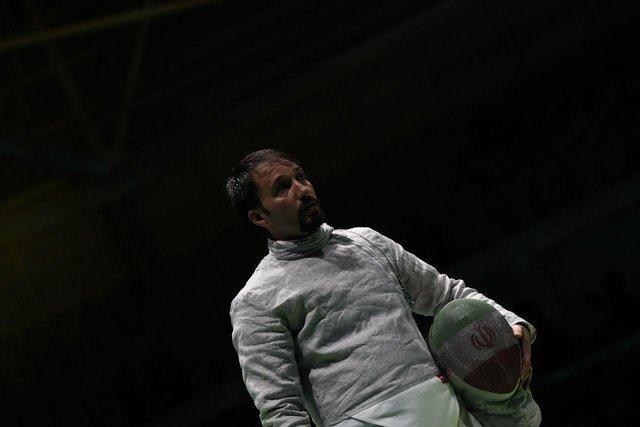 بازگشت عابدینی به شمشیربازی، کاپیتان نیامده جام جهانی را از دست داد