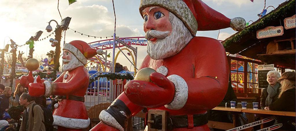 لذت سفر با تور کریسمس شهر آنکارا