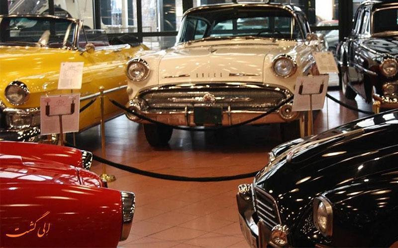 قدیمی ترین ماشین های جهان در موزه رحمی کوچ استانبول!