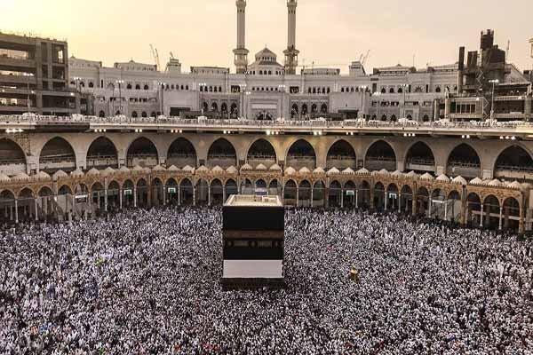 سعودی ها اعلام کردند: تعداد حجاج تا ساعت 9 صبح به وقت محلی