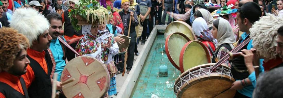 تصاویر جشن سال نو طبری در شمال کشور ؛ سال 1531 مازندرانی شروع شد ، مازندرانی ها گاهشمار ساسانیان را احیا می نمایند