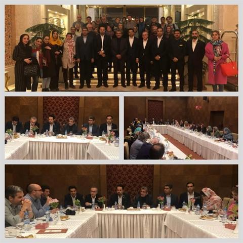 35 مدیر بین المللی از جاذبه ها و زیرساخت های گردشگری فارس بازدید کردند