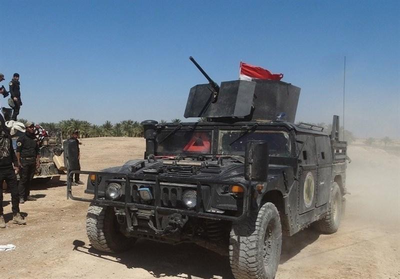 انهدام 7 اقامتگاه داعش در استان صلاح الدین عراق