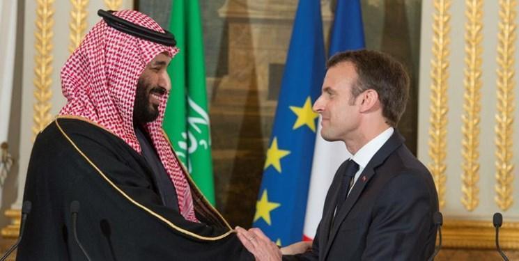 فرانسه عملیات پهپادی یمن در عربستان سعودی را محکوم کرد