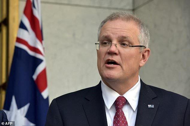 نخست وزیر استرالیا به کاخ سفید می رود