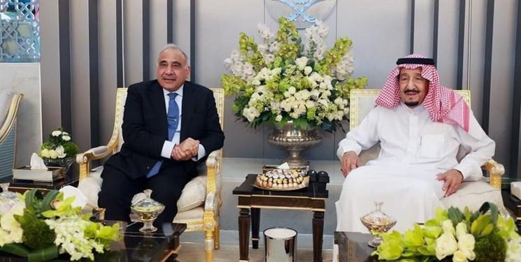 جزئیات دیدار و گفت وگوی عبدالمهدی و شاه سعودی در جده