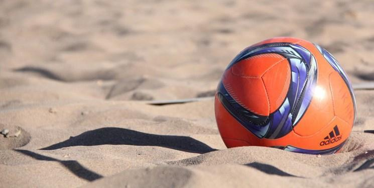 بازیکن تیم ملی فوتبال ساحلی از بازی های جهانی جا ماند